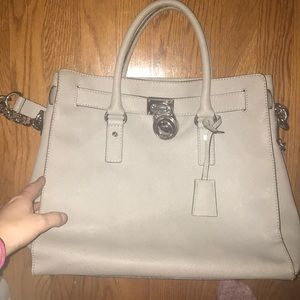 NWOT Michael Kors Chain Tote Bag